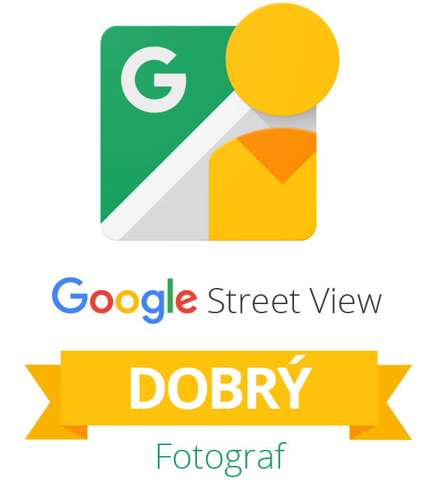 Certifikát Google Stret View | Trusted